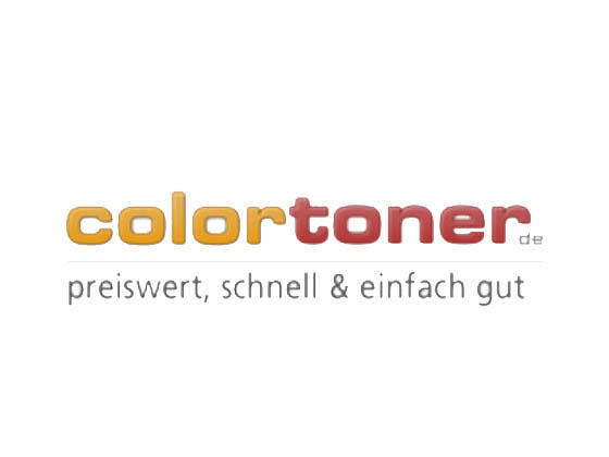 Colortoner.de Promo Codes